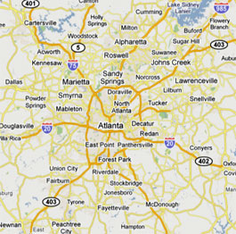 Free Auto Transport quote car shipping to-from Atlanta ...
